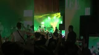 KMN GANG | FASTLIFE TOUR ZÜRICH 2018 | ENO ZUNA NASH AZET