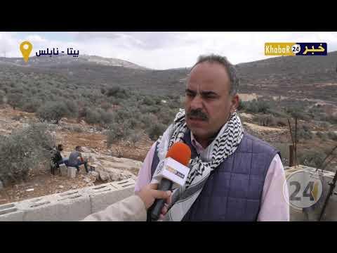 استشهاد شاب واصابة 7 آخرين خلال مواجهات مع الاحتلال في بيتا جنوب نابلس