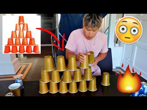 Fun & Cheap Party Games! (Minute to Win It Games)