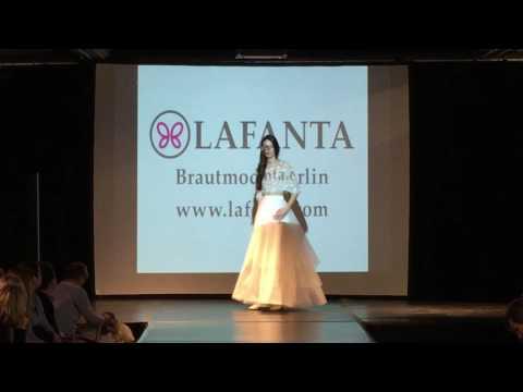 Vintage Brautkleider für Standesamt - Lafanta Brautmodenschau