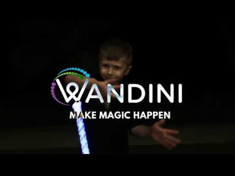 Youtube Video for Wandini - Magic LED Levitation Wand