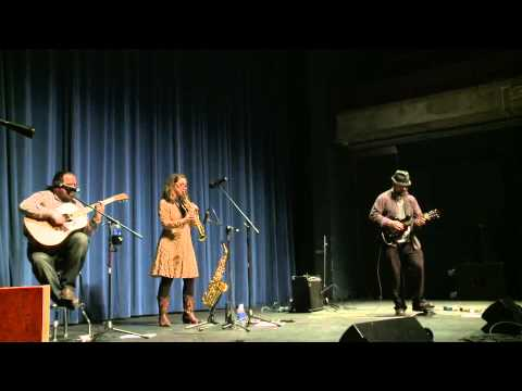 Irish Reels on Saxophone (The Lindsays www.irishmusic.us)