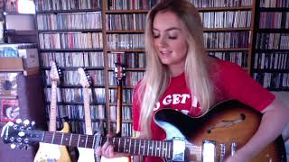 'All I've Got To Do' By The Beatles (Full Instrumental Cover By Amy Slattery)