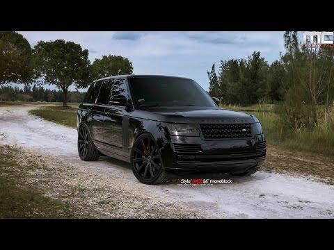 MC Customs | Vellano Wheels Range Rover