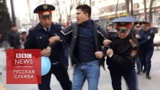 Протесты против Нурсултана: хотят ли в Казахстане перемен