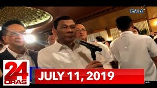 24 Oras: July 11, 2019 [HD]
