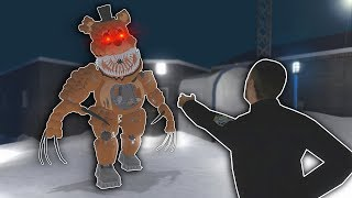 TWISTED FREDDY SPOTTED AT BASE! - Garry's Mod Multiplayer Gameplay - FNAF Gmod Survival