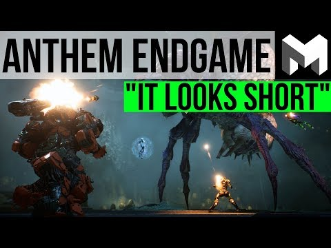 How Good Is Anthem's End Game? Is It Better Than Destiny?