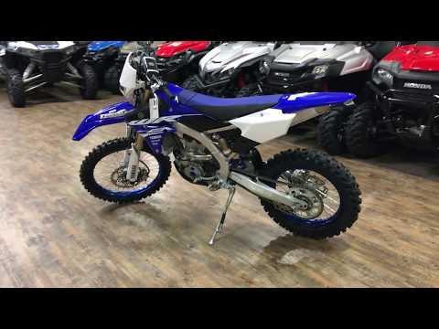 2018 Yamaha WR250F in Murrieta, California