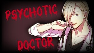 ASMR Psychotic Doctor Roleplay