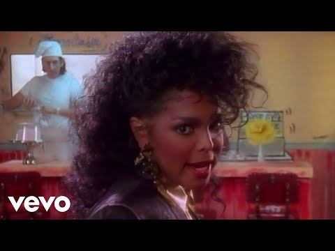 Janet Jackson - What Have You Done For Me Lately (Official Music Video)
