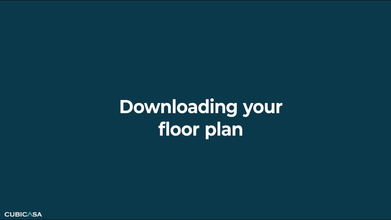 steps to get floor plans cubicasa app
