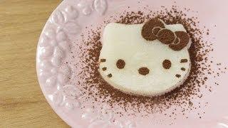 How to Make Hello Kitty Mochi!