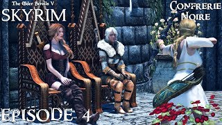 History of Skyrim: Special Edition - Confrérie Noire #4 - Mariage à Solitude / Gaius Maro