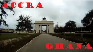 preview picture of video 'Accra, Ghana'