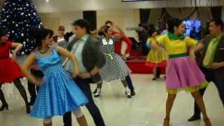 Танец Буги Вуги от Жастелеком