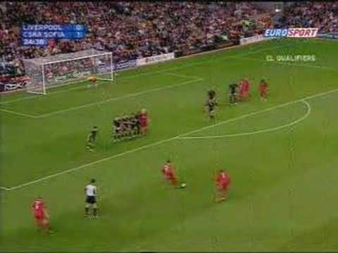 Припомнете си славната победа на ЦСКА над Ливърпул