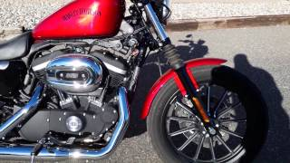 2012 Harley-Davidson Sportster 883 Walk Around