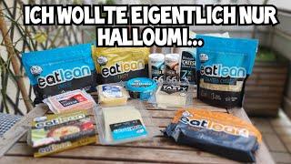 Eatlean Käse Produkte   Eine Box voll Protein und Fitness