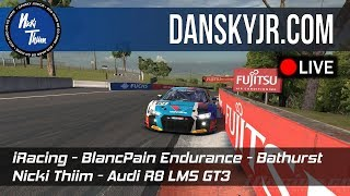 iRacing | Nicki Thiim | Bathurst Mount Panorama | Audi R8 GT3 | LIVE!