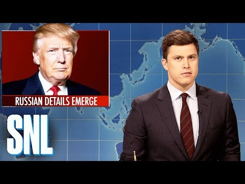 Weekend Update: Trump's Moscow Tower - SNL
