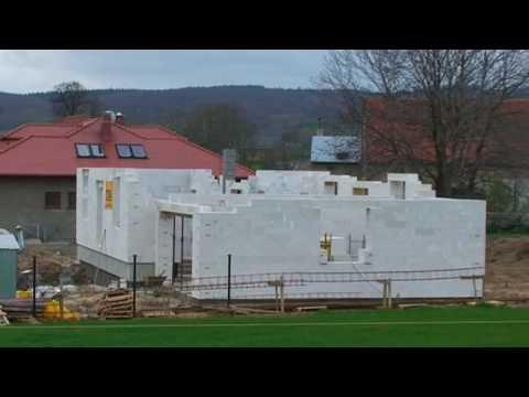 Budujemy z Ytongiem -- przykład domu wybudowanego w Witoszowie koło Świdnicy - zdjęcie