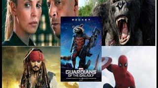 Топ 13 Фильмов 2017 года ! Трейлеры которые ты ждешь !