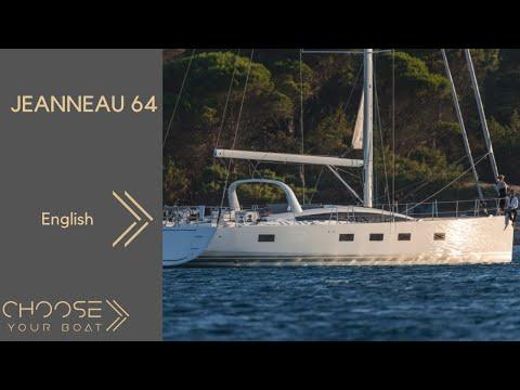 Jeanneau Yachts 64 video