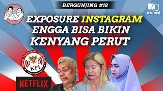 Bergunjing: Exposure Instagram Enggak Bisa Bikin Perut Kenyang!