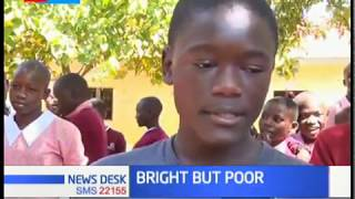 13-year-old top Migori student scheduled to join Mangu School risks missing admission due to fees