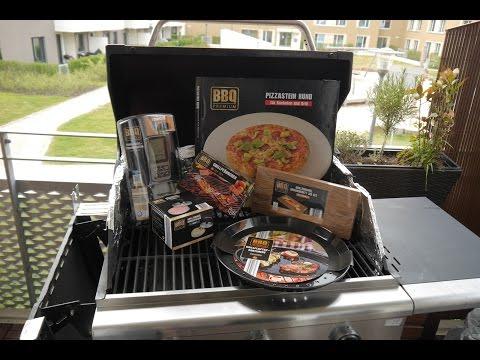 Aldi Gasgrill Zubehör : Pizza vom beef maker der aldi grill youtube