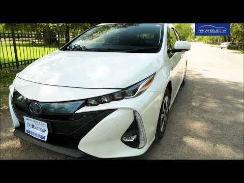 Toyota Prius Prime PHV Hybrid | Expert Review