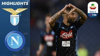 Lazio 1-2 Napoli | Insigne Hits Winner As Napoli Edge Past Lazio | Serie A