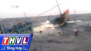 THVL | Người đưa tin 24G: Tai nạn trên biển - đừng để sự chủ quan cướp đi sinh mạng