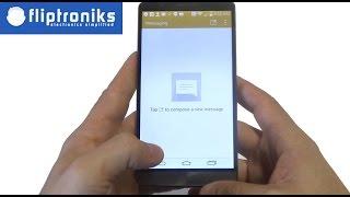 LG G3: Not Receiving Text Messages - Fliptroniks.com