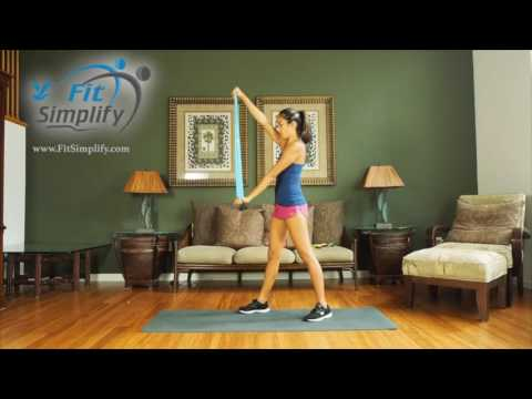 Resistance Loop Bands Workout & Exercises (Getting Started) | Fit Simplify