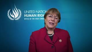 H.E. Dr. Michelle Bachelet