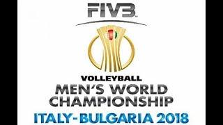 Volleyball world championship 2018 USA vs Tunisia Highlights