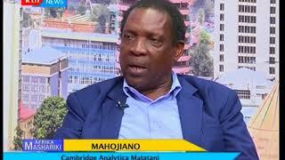 Afrika Mashariki 2018/03/25 Mahojiano- Cambridge Analytica matatani