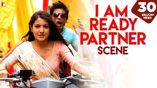 I am ready Partner scene | Rab Ne Bana Di Jodi | Shah Rukh Khan, Anushka Sharma | Movie Scenes