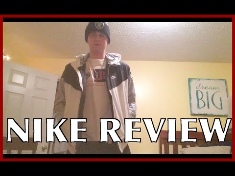 NIKE WINDRUNNER UNBOXING + REVIEW