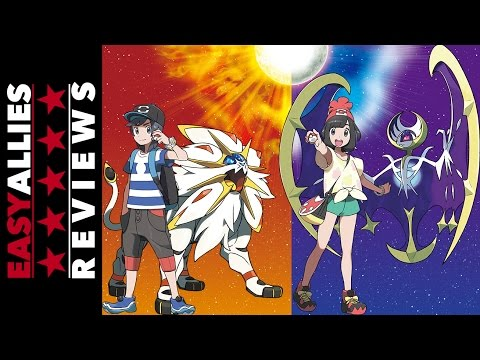 Pokémon Sun and Moon - Easy Allies Review - YouTube video thumbnail
