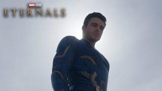 Cape | Marvel Studios' Eternals Trailer