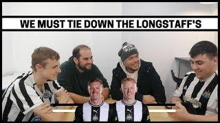 Sean & Matty Longstaff need tied down for longer