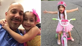 Girl Gets Life-Saving Kidney From Her Dad