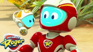 Space Ranger Roger | Episode 9 - 11 Compilation | Cartoons For Kids | Funny Cartoons For Children
