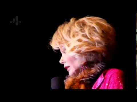 Joan Rivers dealing with a heckler.