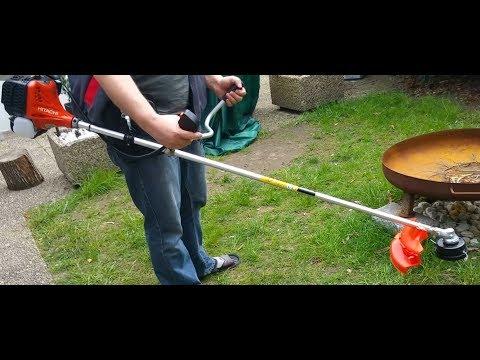 Hitachi Benzin Freischneider Motorsense Rasentrimmer  brush cutter cg 25 euap