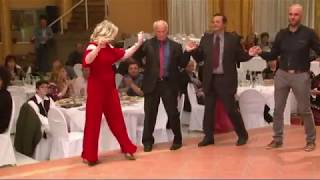Μοσχόφυτο Τρικάλων ετήσιος χορός εκδήλωση Πολιτιστικού Συλλόγου χορευτικά μέρος 1ο 3 2 2018   Kholo.pk