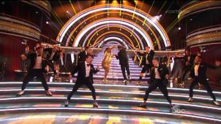 Amber Riley - Do Your Thing (Live) - DWTS 18 Finale